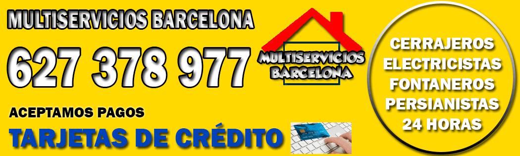Fontaneros Barcelona